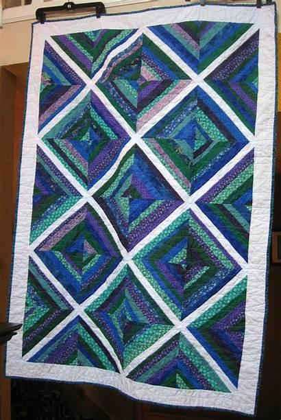 String Quilt Jewel Toned Designs Teaginny