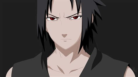anime uchiha sasuke wallpapers hd desktop  mobile
