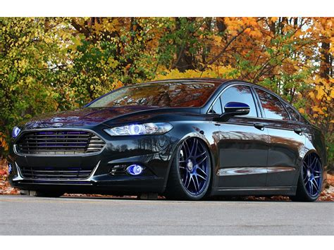 Fusion Sport Performance by 2013 2017 Fusion Air Lift Performance Air Suspension Front