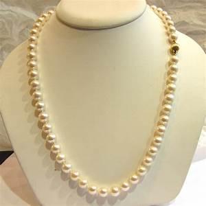 collier de perles de culture 137 achat vente de bijoux With perle bijoux