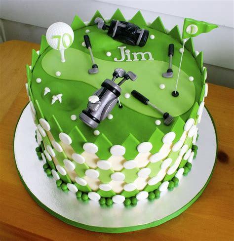 golf themed birthday cake  birthday bash pinterest