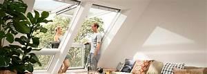 Dachbalkon Nachträglich Einbauen : velux cabrio vom dachfenster zum dachaustritt ~ Michelbontemps.com Haus und Dekorationen