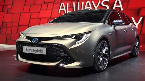 Allnew 2018 Toyota Auris Brings More Daring Looks, Choice