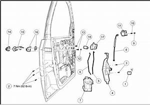 Wiring Diagram  7 2007 Ford Focus Door Handle Diagram