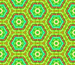 fabric pattern 3 colour 2 openclipart