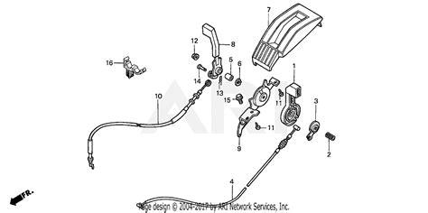 Honda Hrb Tda Lawn Mower Usa Vin Maaa Parts