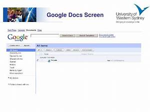 how to use google docs With google docs login screen