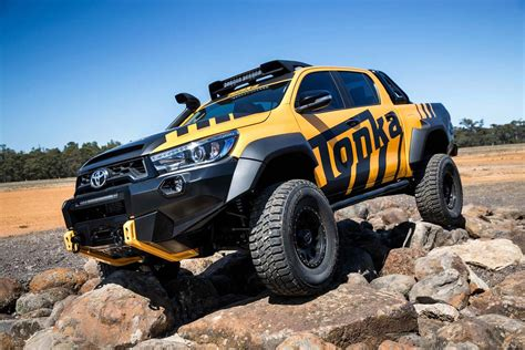 Ford Raptor Competitor by Toyota Could Build Competitor To Ford S Quot Ranger Raptor