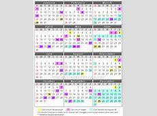 Kalendar Cuti Umum Dan Cuti Sekolah 2017