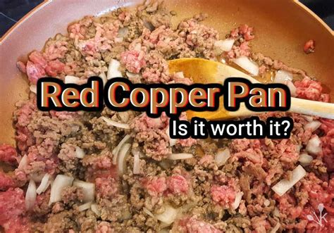 cathy mitchell red copper pan recipe book