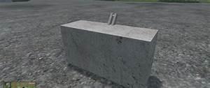 Beton Gewicht Berechnen : fs 15 concrete weight v 1 0 weights mod f r farming simulator 15 ~ Themetempest.com Abrechnung
