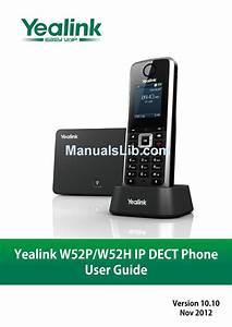 Yealink W52p User Manual Pdf Download