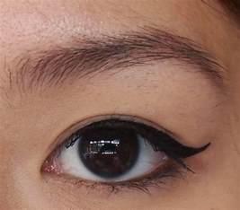 Asian Winged Eyeliner Tutorial