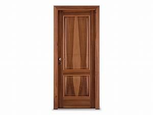 Hinged wooden door classic by ghizzi benatti