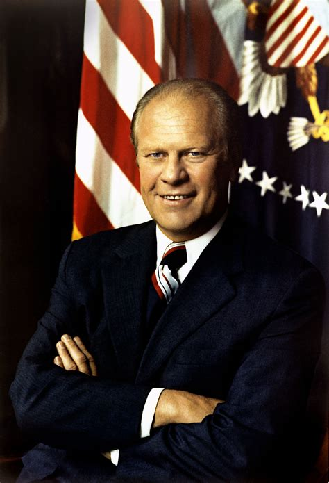 gerald  ford    presidential history