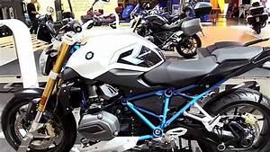 Bmw R1200r 2017 : 2017 bmw r1200r pearl white special edition walkaround review look in hd youtube ~ Medecine-chirurgie-esthetiques.com Avis de Voitures