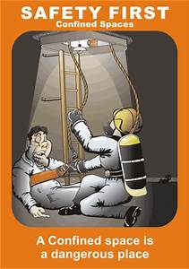 Pin Confined Space Cartoon 4 on Pinterest