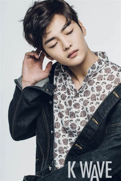 kim min jae   cutie pie   waves march issue allkpop