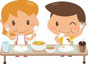 Clipart Kids Eating & Clip Art Kids Eating Images ...