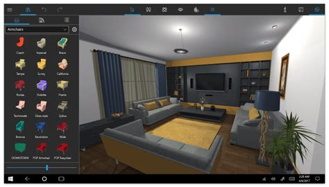 room modeling software live home 3d home and interior design software for windows and mac