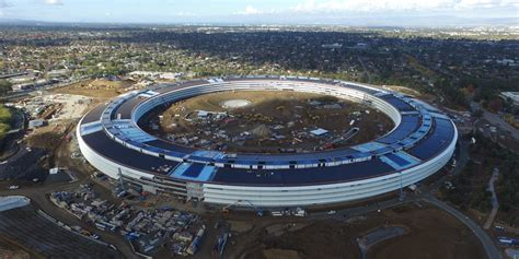 siege apple apple cus 2 stunning drone flyover shows