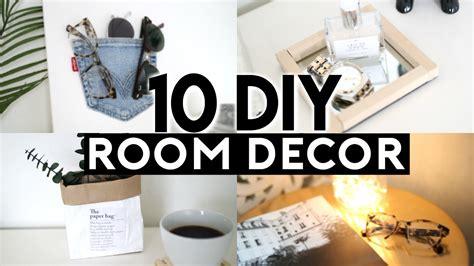 10 Diy Room Decor 2017! (tumblr Inspired) Organization
