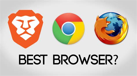 The Best Browser Top 10 Browsers Sugi Kingdom