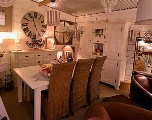 decoration salle a manger blanc With salle manger d coration