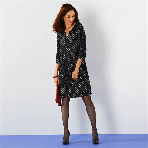 robe blancheporte 2016 la robe 224 pois blancheporte indispensable 224 votre