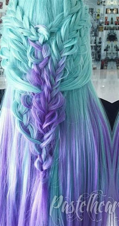 25 Best Ideas About Blue Hairstyles On Pinterest Blue