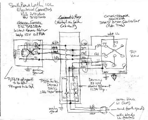 Need Help Wiring Motor Drum Switch