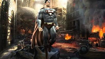 Superman Animated Desktopanimated