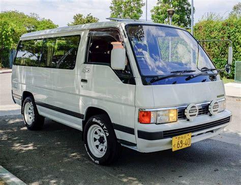 nissan caravan not a dodge 1990 nissan caravan turbodiesel 4 4 bring a