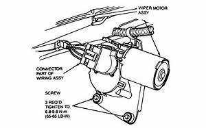 Ford F Wiper Motor Wiring Diagram 2008 Edge Windshield