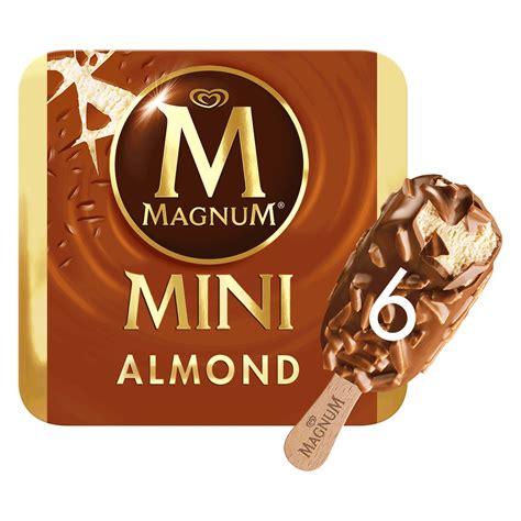 Magnum Mini Almond Ice Cream 6 x 55ml