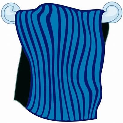 Towel Rack Clipart Bathroom Transparent Clip Bath