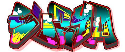 """Membuat Graffiti Dengan Nama Sendiri """"the Graffiti Creator"""""""
