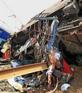 Train Accident Dead Body