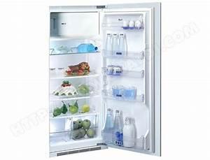 Refrigerateur Encastrable 1 Porte : whirlpool arg929 3 pas cher r frig rateur encastrable 1 ~ Dailycaller-alerts.com Idées de Décoration