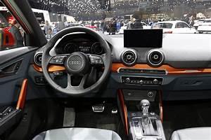 Audi Q2 Interieur : audi q2 notre avis bord du nouveau q2 le petit suv audi photo 4 l 39 argus ~ Medecine-chirurgie-esthetiques.com Avis de Voitures