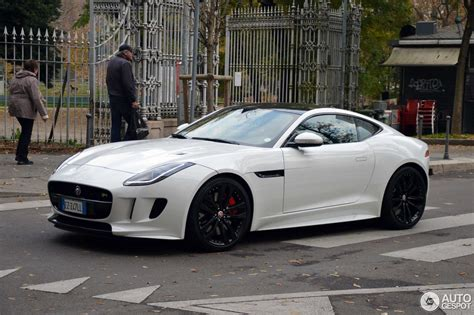 Jaguar F Type R Awd by Jaguar F Type R Awd Coup 233 13 January 2016 Autogespot
