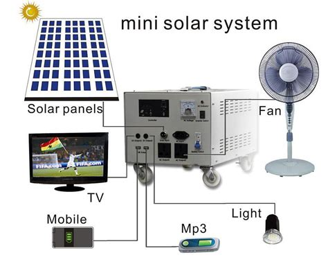 china portable ups solar home light system gpd321 china