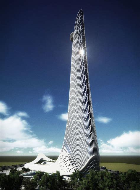 SKYscraper on Behance Modern skyscrapers Concept