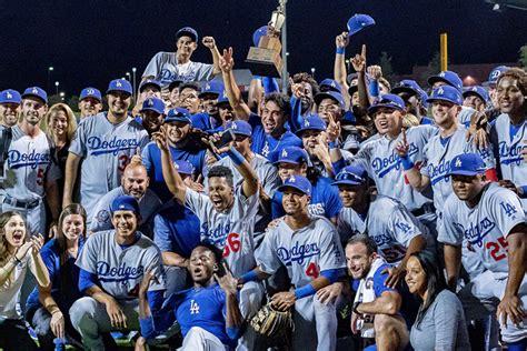 azl dodgers   arizona rookie league championship