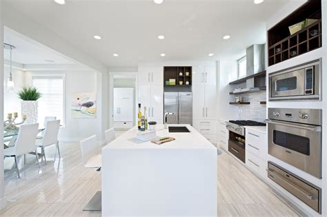 modern white kitchen ideas white washed wood floors living room eclectic with accent columns cowhide rug beeyoutifullife com