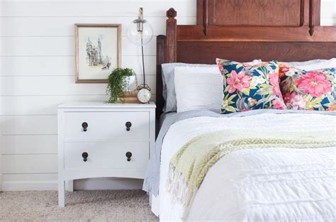 What To Put In A Nightstand by Farmhouse Stand With Free Plans Shades Of Blue