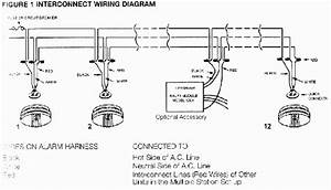 Interlinked Smoke Alarm Wiring Diagram