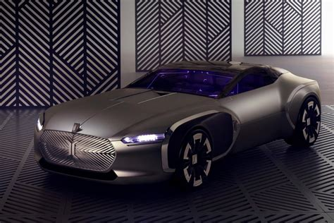 Renault Corbusier Coupe Concept Hommage