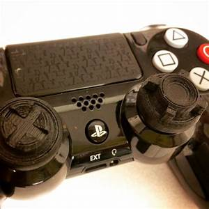 3d Printed Ag Thumbstick Extender For Ps4 By Anthony Kwon