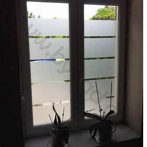 Adhésif Fenetre Opaque : film d poli fen tre taille xl byvad vente de stickers ~ Edinachiropracticcenter.com Idées de Décoration